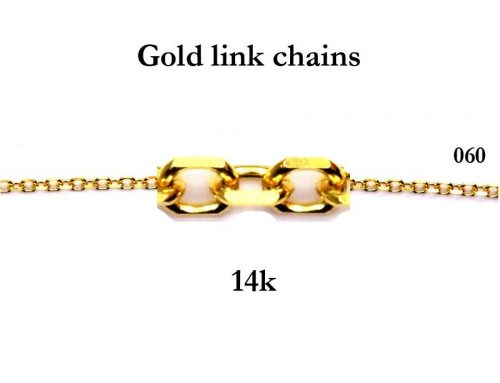Gold Chains Styles