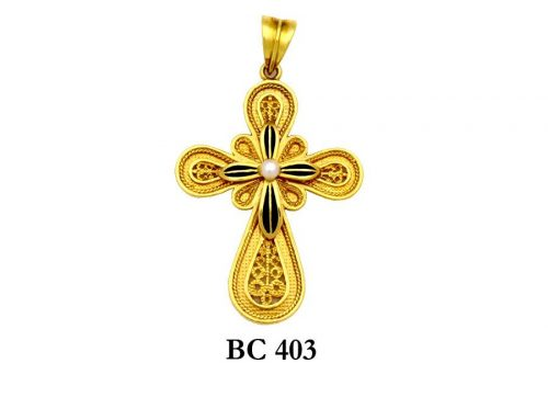 Gold Crosses Styles Jewelry