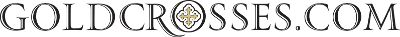 Gold crosses, baptismal crosses, diamond crosses and byzantine crosses – George Gartaganis Logo