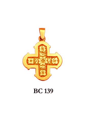 Byzantine Crosses Styles